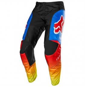 Pantalón FOX 180 Fyce Blue / Red 2020
