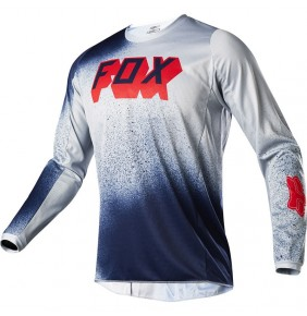 Camiseta FOX 180 BNKZ Grey Limited Edition 2020