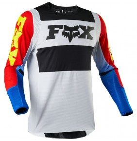 Camiseta FOX 360 Linc Blue / Red 2020