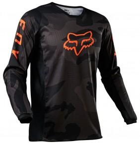 Camiseta Niño FOX 180 Trev Black Camo 2022