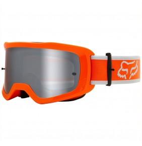 Gafas Niño FOX Main II Barren Fluo Orange - Mirror Silver Lens