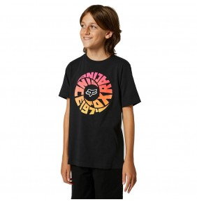 Camiseta Niño Fox Youth Revolver Black
