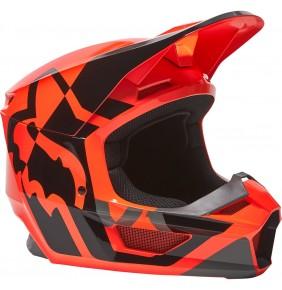 Casco FOX V1 Lux Fluo Orange 2022