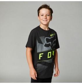 Camiseta Niño Fox Youth Riet Tee Black