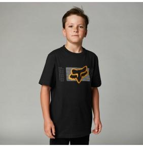 Camiseta Niño Fox Youth Mirer Tee Black