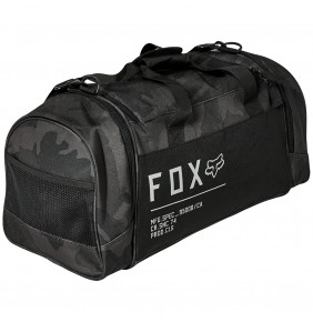 Bolsa Deportiva Fox 180 Duffle Black Camo 2022