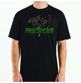Camiseta Thor Pro Circuit Black