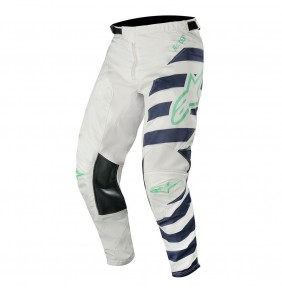 Pantalón Alpinestars Racer Braap Cool Gray / Navy / Teal 2019