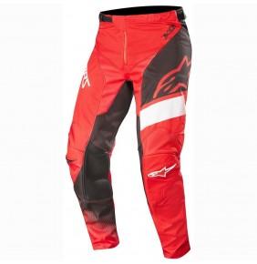 Pantalón Alpinestars Racer Supermatic Red / Black / White