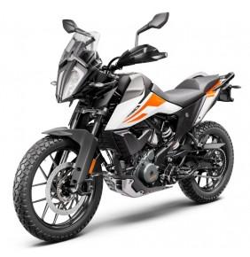 KTM 390 Adventure White 2021