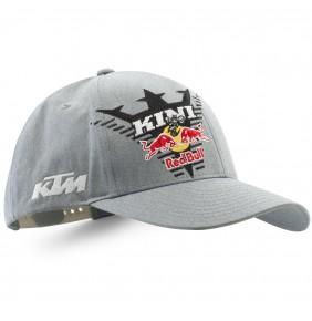 Gorra KTM Kini Red Bull Glitch Cap 2020