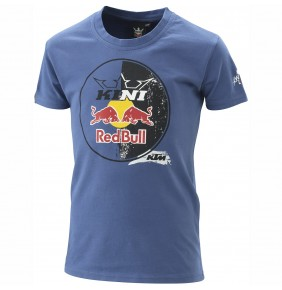 Camiseta Niño KTM Kini Red Bull Circle Tee 2020