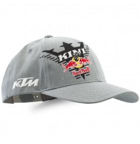 Gorra Niño KTM Kini Red Bull Kids Glitch Cap 2020