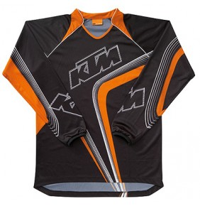Camiseta KTM Comp Neck Brace Collar