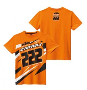 Camiseta KTM Tony Cairoli 222 Limited Edition