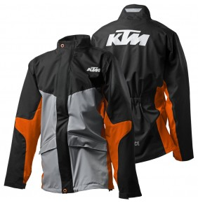 Chaqueta KTM impermeable Rain Jacket