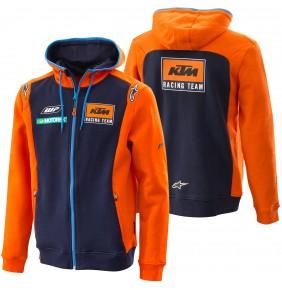 Sudadera Capucha KTM Alpinestars Replica Team