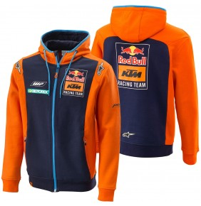 Sudadera Capucha KTM Alpinestars Red Bull Replica Team