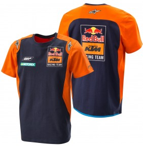 Camiseta KTM Alpinestars Red Bull Replica Team