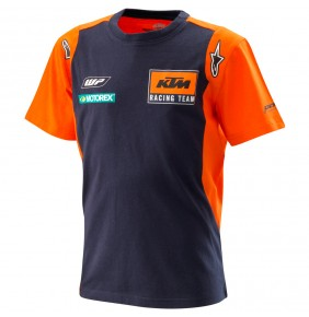 Camiseta Niño KTM Alpinestars Replica Team