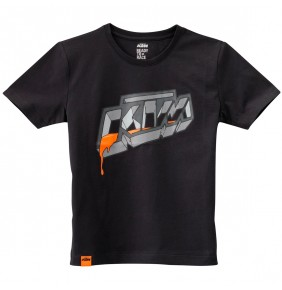 Camiseta Niño KTM Kids Sprayer Tee