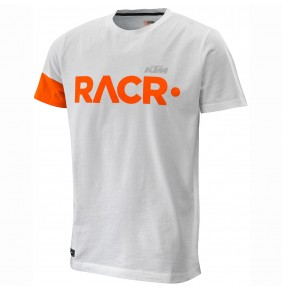 Camiseta RACR KTM TC222 White