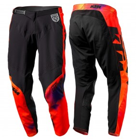 Pantalón KTM Troy Lee Designs SE Slash Black 2020