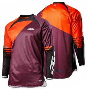 Camiseta KTM Gravity FX Burgundy 2020