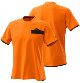 Camiseta KTM Pure Tee Orange 2020