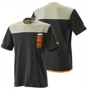 Camiseta KTM Pure Style Tee Black 2020