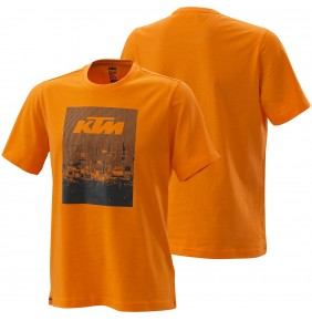 Camiseta KTM Radical Tee Orange 2020