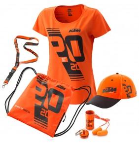 KTM Fan Pack 2020 Mujer