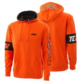 Sudadera Capucha KTM RACR Orange