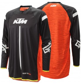 Camiseta KTM Gravity FX Black 2021