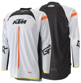 Camiseta KTM Gravity FX White 2021