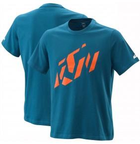 Camiseta KTM Radical Sliced Tee Blue 2021