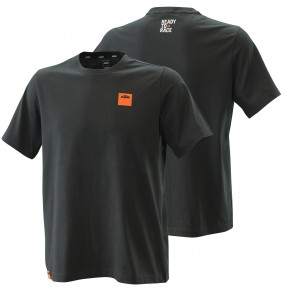 Camiseta KTM Pure Racing Tee Black 2021
