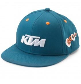 Gorra Niño KTM Kids Radical Cap Blue