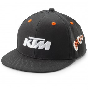 Gorra Niño KTM Kids Radical Cap Black