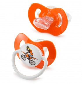 Chupetes KTM Baby Dummy Tiger