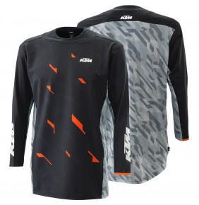 Camiseta KTM Racetech Shirt Black 2021