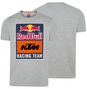 Camiseta Red Bull KTM Racing Team Emblem Grey