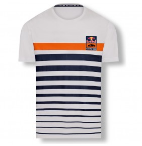Camiseta Red Bull KTM Racing Team Stripe