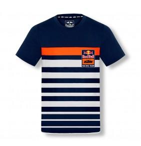 Camiseta Ktm Red Bull niño Stripe Tee 2021