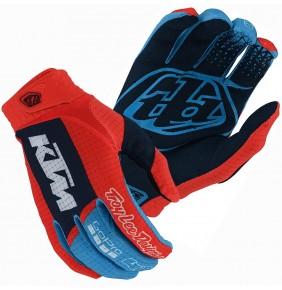 Guantes Niño KTM Troy Lee Designs Air Gloves Orange 2022