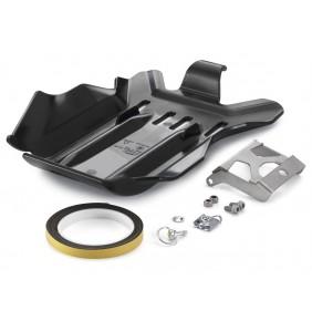 Cubre Cárter Plástico KTM 125 EXC 2012-2016 - KTM 125/150 SX 2011-2015