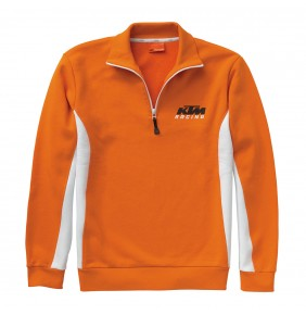 Sudadera KTM Team Troyer Orange