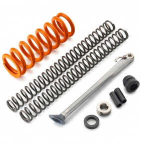Kit para Bajar Suspensiones KTM 250/300/350 EXC / EXC-F (-50 mm)