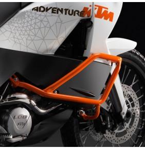 Protectores Anticaídas KTM Naranjas