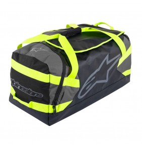 Bolsa Alpinestars Goanna Duffle Bag Black / Anthracite / Yellow Fluo